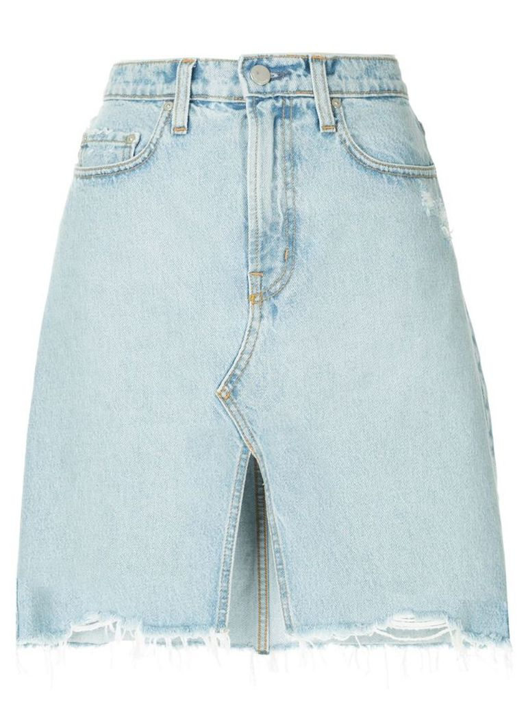 Nobody Denim Piper skirt - Blue