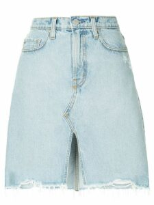 Nobody Denim Piper skirt - Blue