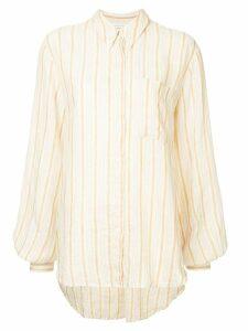 Nobody Denim Roque shirt - White