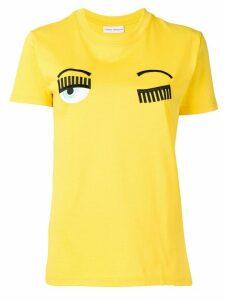 Chiara Ferragni Flirting T-shirt - Yellow