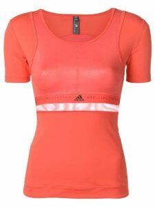 Adidas By Stella Mccartney running T-shirt - Pink
