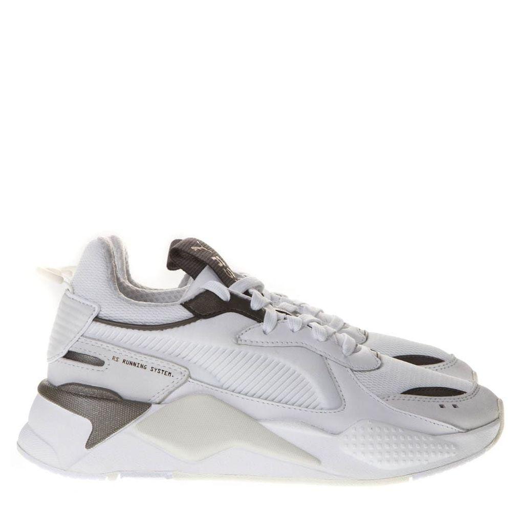 Puma Select Puma Rs X Trophy White Mesh Sneakers
