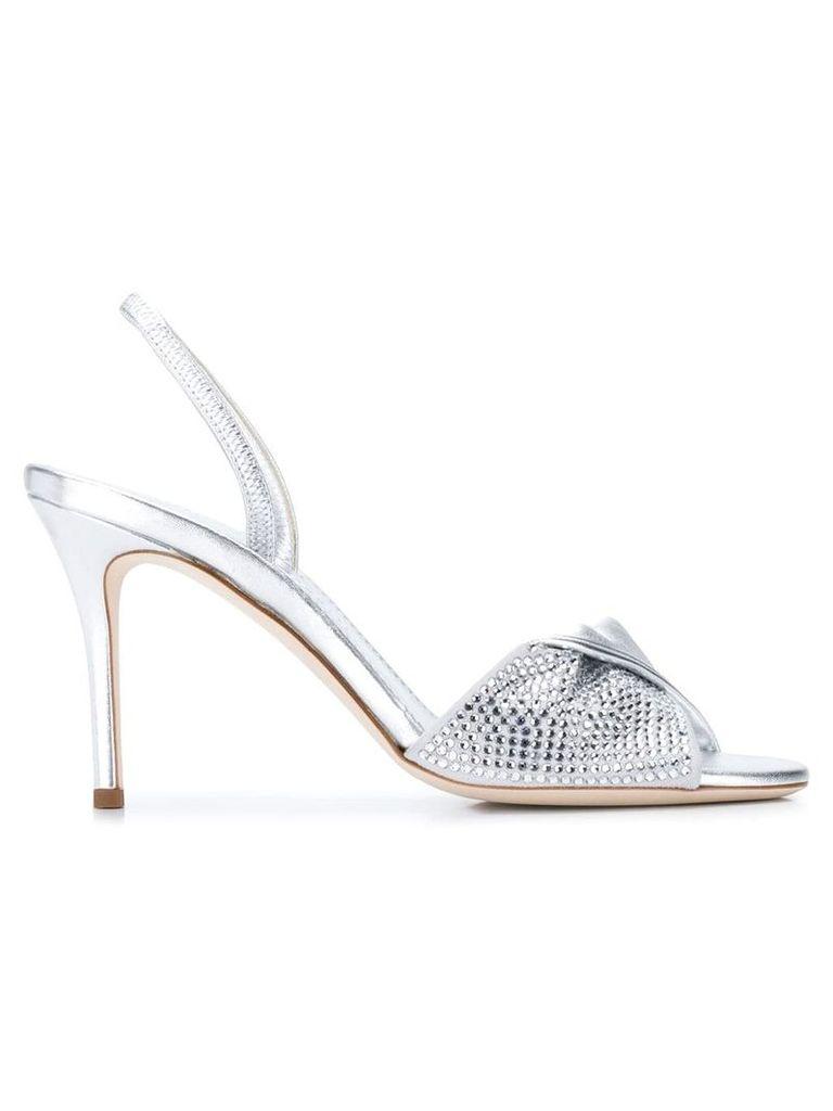 Giuseppe Zanotti Rosaline sandals - Silver