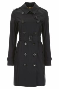 Burberry Kensington Midi Trench Coat