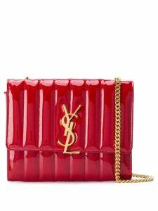 Saint Laurent Vicky medium shoulder bag - Red