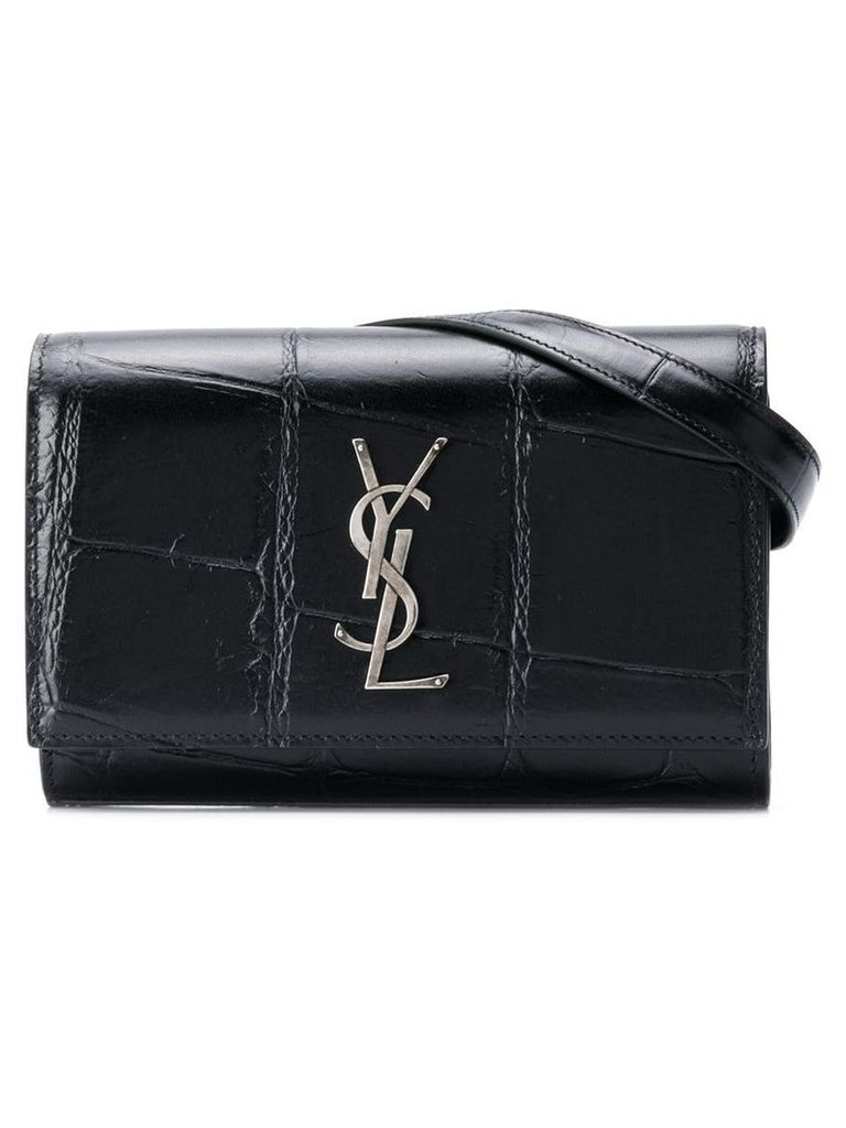 Saint Laurent Kate belt bag - Black