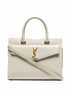 Saint Laurent Uptown medium tote bag - White