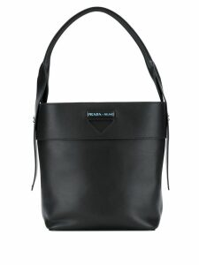 Prada classic shoulder bag - Black