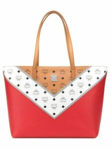 MCM M Move shopper tote - Red