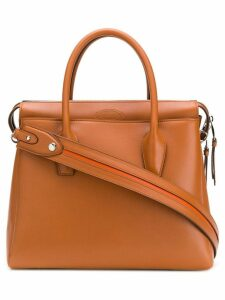 Tod's top handle tote - Brown