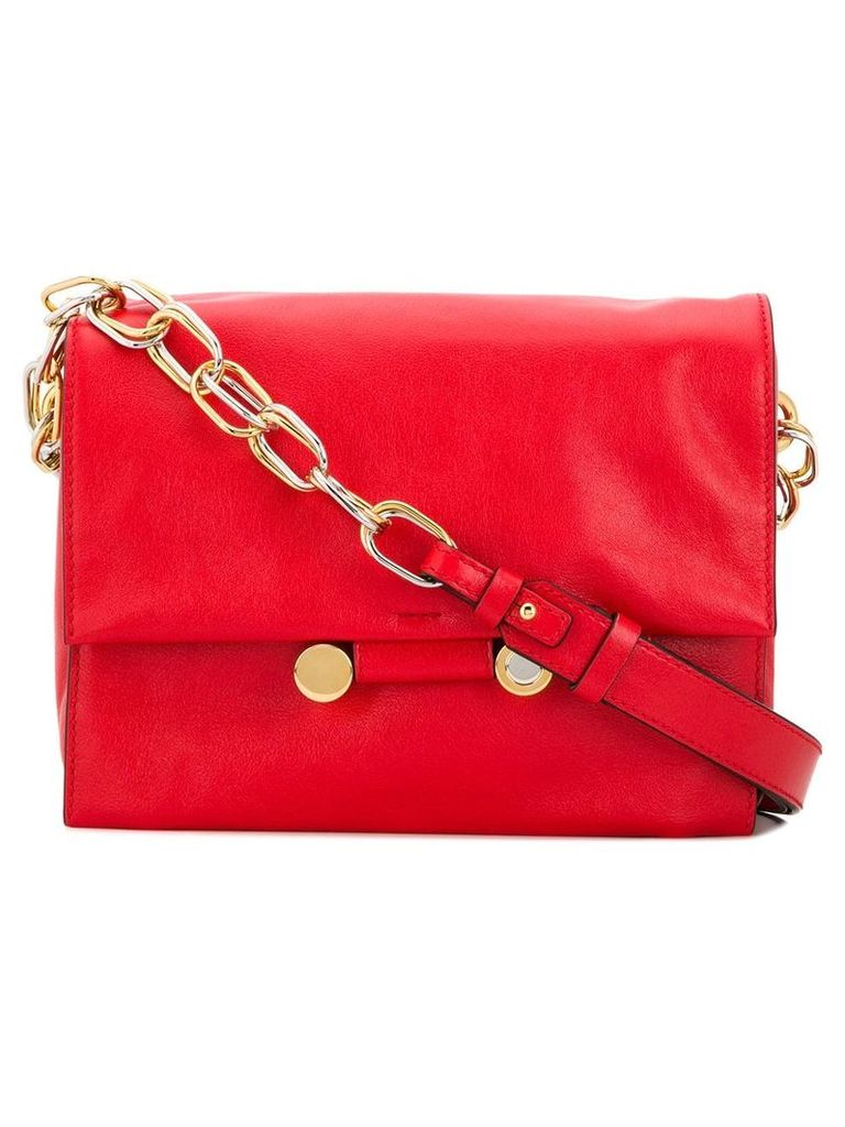 Marni Caddy shoulder bag - Red