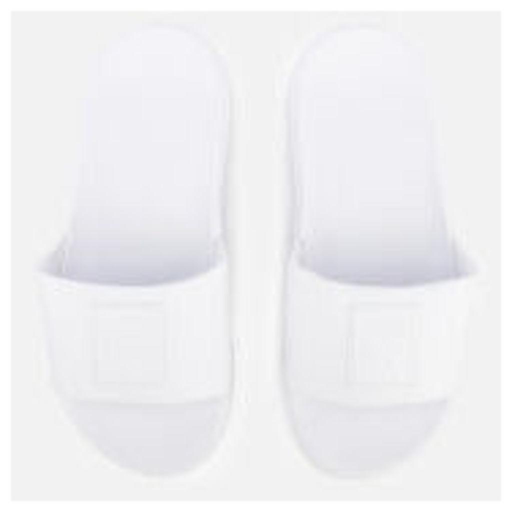 Puma Women's Platform Slide Sandals - Puma White/Puma White
