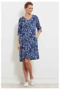 Womens Masai Blue Naoki Dress -  Blue