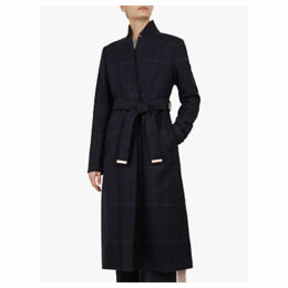 Ted Baker Samntha Trench Coat, Navy