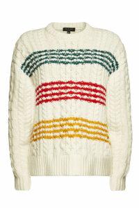 Rag & Bone Mindy Wool Pullover with Merino Wool
