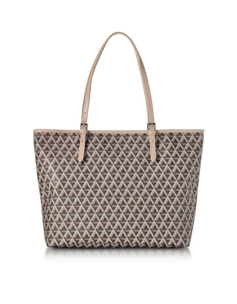Lancaster Paris Designer Handbags, Ikon Large Tote Bag