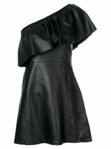 A.L.C. one-shoulder dress - Black