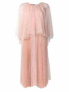 Maria Lucia Hohan peonie dress - Neutrals