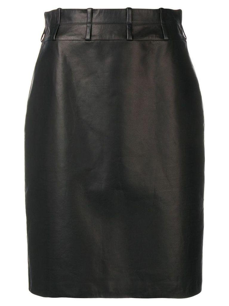 Partow Cora pencil skirt - Black