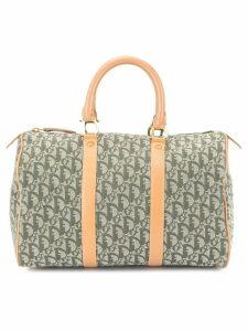 Christian Dior Pre-Owned Trotter Boston handbag - Green