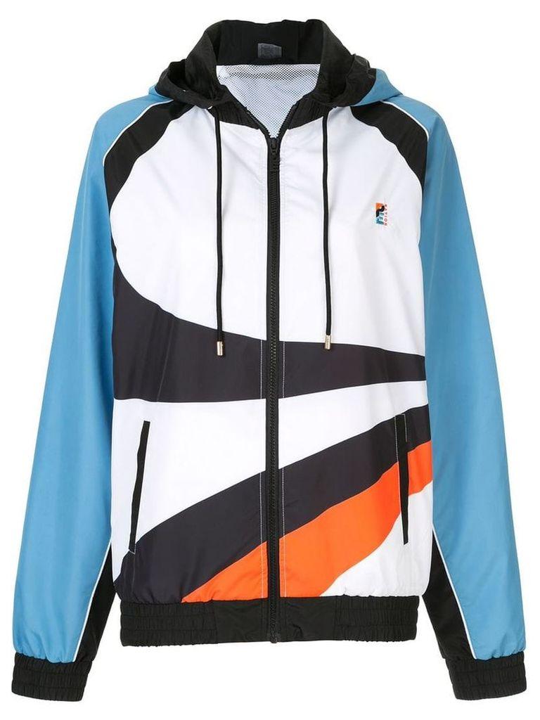 P.E Nation sky shot jacket - Multicolour