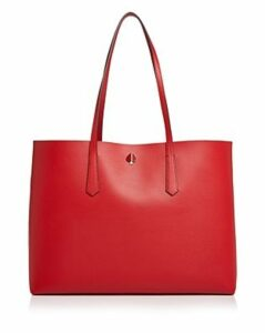kate spade new york Large Leather Tote Bag