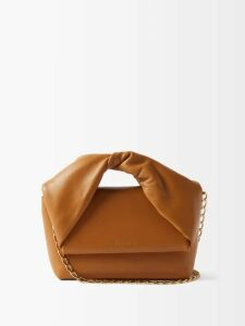 Gucci - Gg Print High Rise Silk Pleated Wrap Skirt - Womens - Black Gold