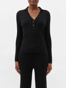 Redvalentino - Ruffle Sleeve Floral Print Cotton Mini Dress - Womens - Red Multi