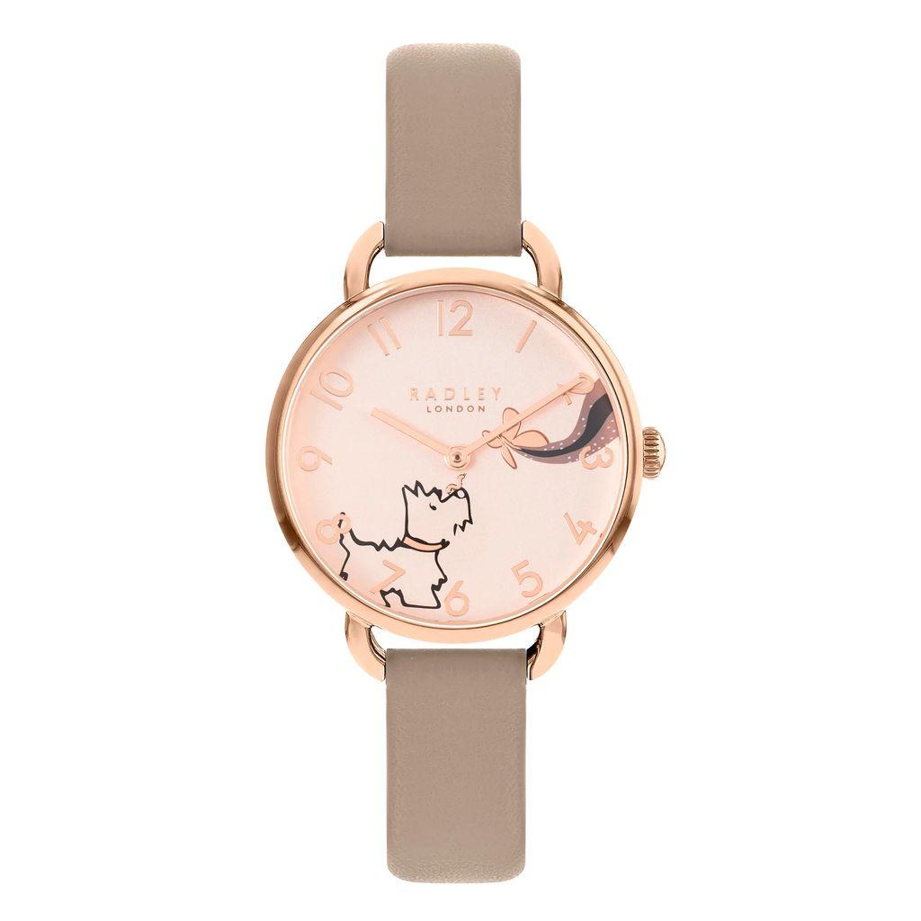 Radley London Indigo Place Large Flapover Shoulder Bag