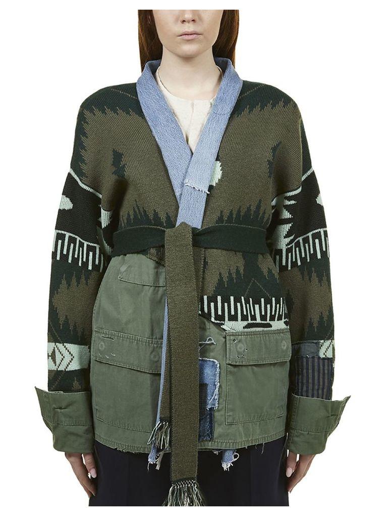 Alanui Icon Patchwork Jacket