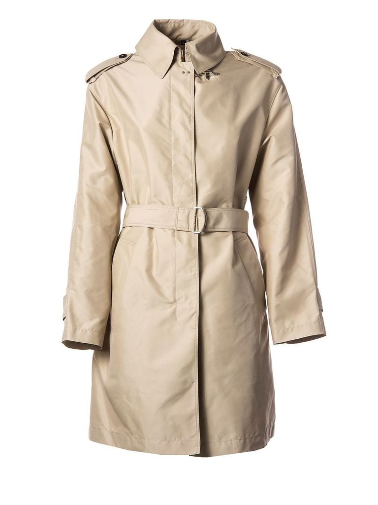 Fay Fay Trench Coat