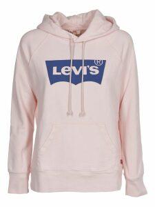 Levis Logo Print Hoodie