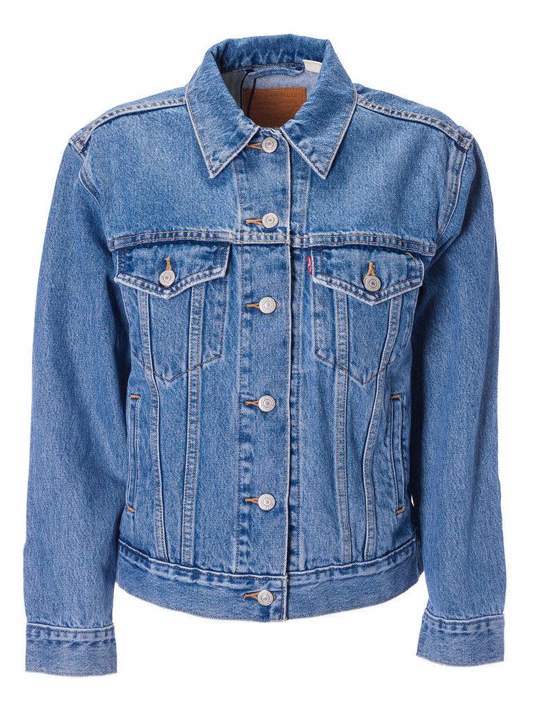 Levi's Buttoned Jacket