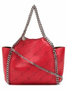 Stella McCartney Falabella reversible tote - Red
