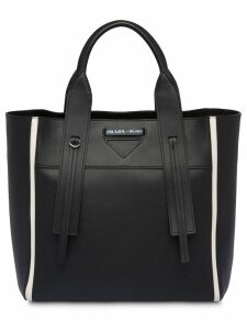 Prada Ouverture medium bag - Black