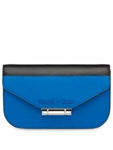Prada Sybille shoulder bag - Blue