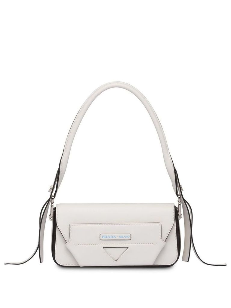 Prada Manuelle shoulder bag - White