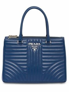 Prada Diagramme handbag - Blue