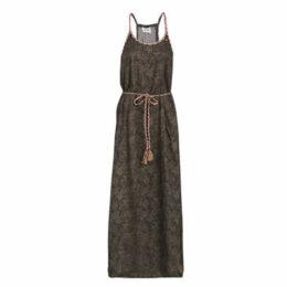 Kaporal  BELLY  women's Long Dress in Green