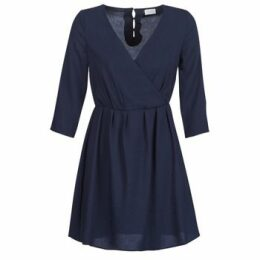 Vila  VIROSSIE  women's Dress in Blue