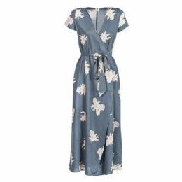 Roxy  DISTRICT DAY  women's Long Dress in Blue