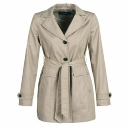 Vero Moda  VMEVA ABBY  women's Trench Coat in Beige