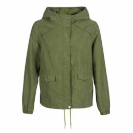 JDY  JDYHAZEL  women's Parka in Green