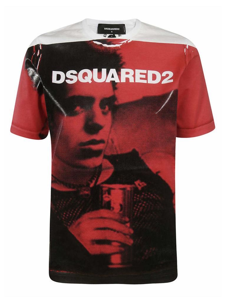 Dsquared2 Dean Vicious T-Shirt