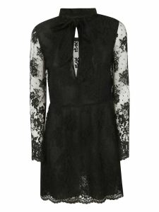 Saint Laurent Lace Dress