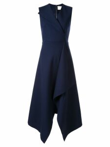 Dion Lee folded sail dress - Blue