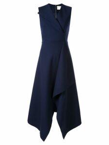 Dion Lee folded sail dress - Blue