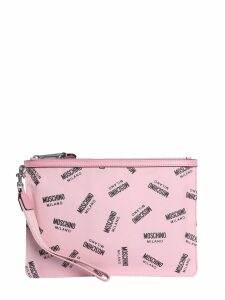 Moschino Nylon Clutch