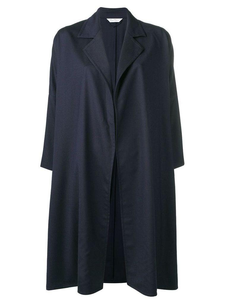 Max Mara Parco duster coat - Blue