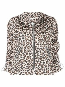 Veronica Beard leopard print jacket - Multicolour